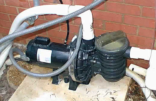 Spasupport spa pump and hot tub pump repairs for Home depot pool pump motor